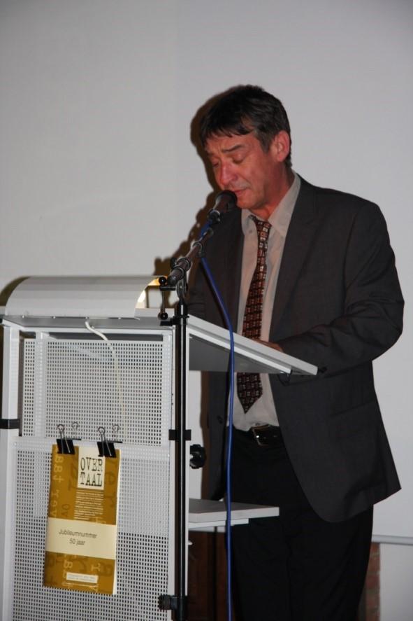 50 jaar Over Taal Filip Devos