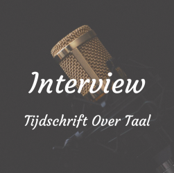 label interview microfoon